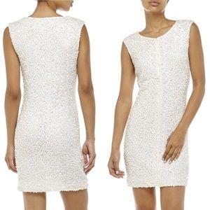 "NWT Rachel Zoe ""Pietro"" Sequin Sheath Dress"